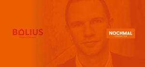 Eric Ziengs er nu digital strateg hos Bolius