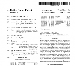 Google patent implied link