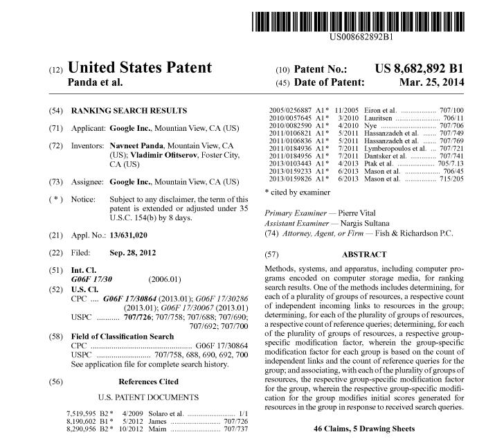 Nyt Google Patent: SEO uden links – PR er relevant igen!