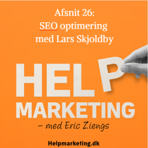Help Marketing Lars Skjoldby SEO
