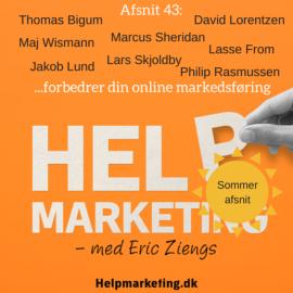 HM043: 8 konkrete råd der forbedrer din online markedsføring