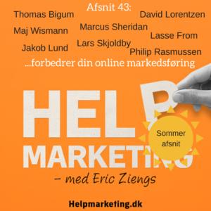 8 eksperter forbedrer online markedsføring Help Marketing