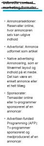hvad er content marketing ikke