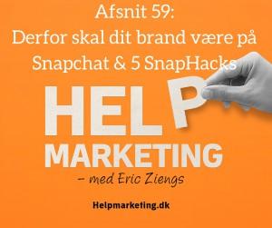 Help Marketing Anders Konstad snapchat