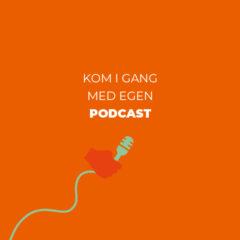 Kom i gang med din egen podcast på et lille budget