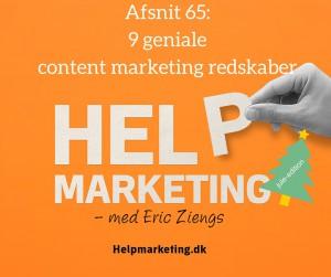 9 geniale content marketing redskaber