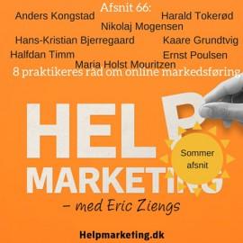 HM066: 8 praktikeres råd om online markedsføring