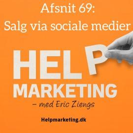 HM70: Salg via sociale medier
