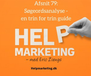 søgeordsanalyse help marketing lars skjoldby
