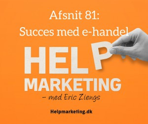 e-handel help marketing webshop brian brandt