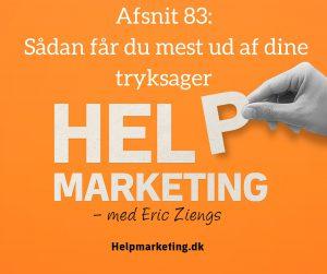Help marketing tryksager anders grønborg