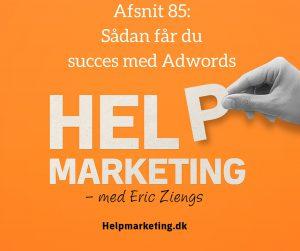 frank hellerup madsen adwords help marketing podcast