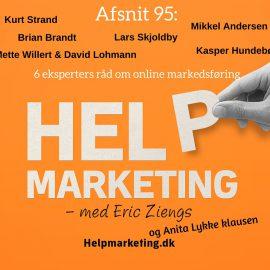 HM095: 6 eksperters råd om online markedsføring – sommerspecial