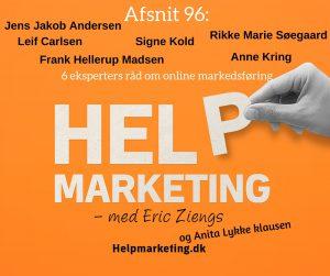 help marketing social salg markedsføring special