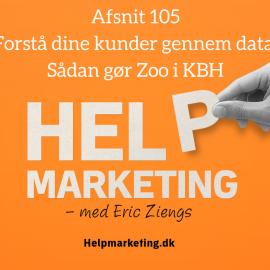 HM105: Forstå dine kunder gennem data