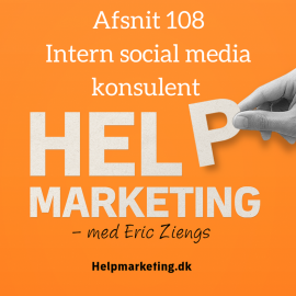 HM108: Intern social media konsulent i organisationen