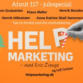 HM117: Gør en forskel med din markedsføring – julespecial
