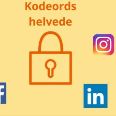 kodeord med password manager nochmal