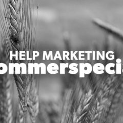 Help Marketing special 2017