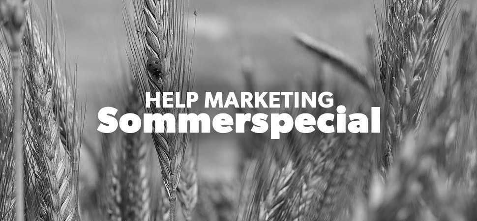 Help Marketing special 2017