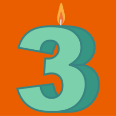 3 år help marketing podcast