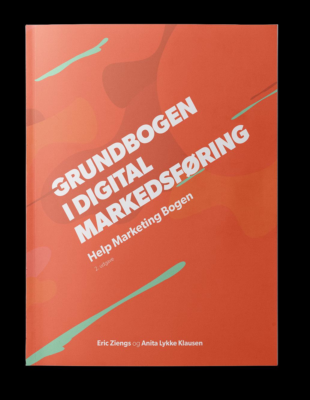 Grundbogen i digital markedsføring help marketing bogen